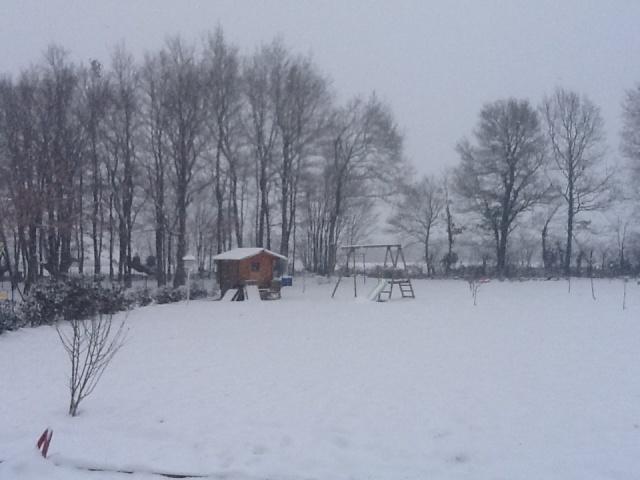 La neige dans le Poitou Charente ( 86 ) Image10