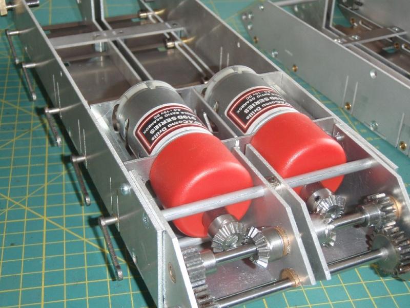 Scafo in metallo per T34 by Volker P. T349110