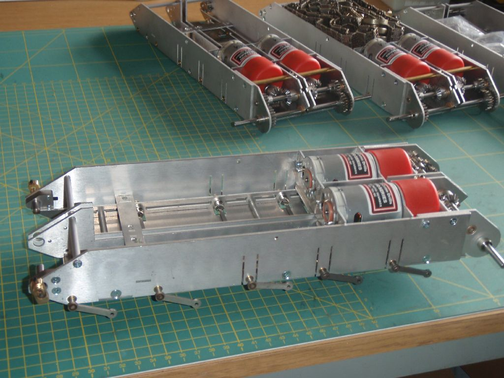 Scafo in metallo per T34 by Volker P. T349210