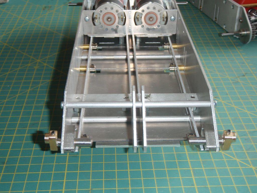 Scafo in metallo per T34 by Volker P. T349310