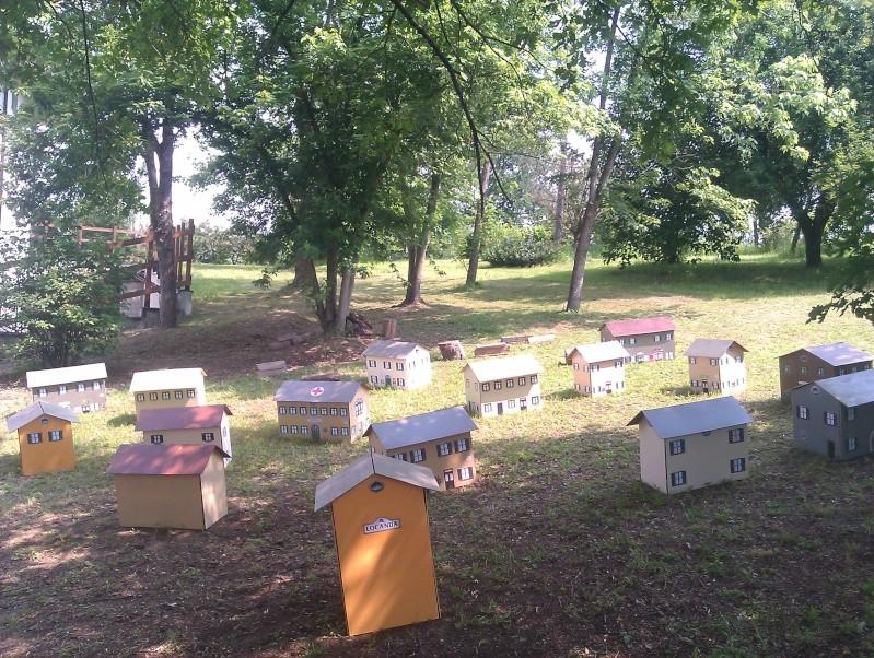 Raduno del Gruppo CARRIRC località Miradolo Terme (PV) del 27 maggio 2012 Villag11