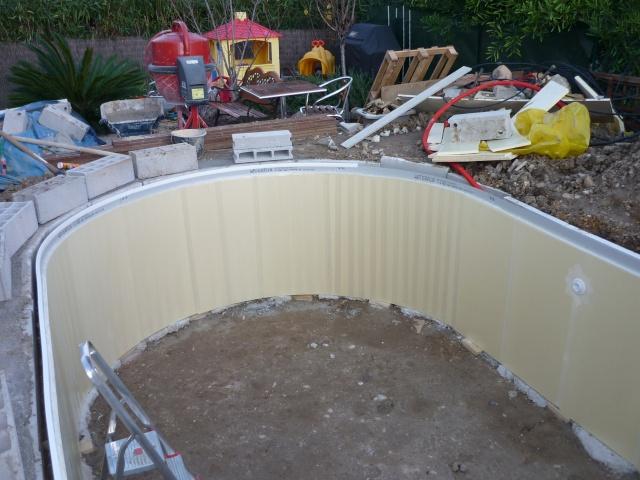 Isolation piscine 10510