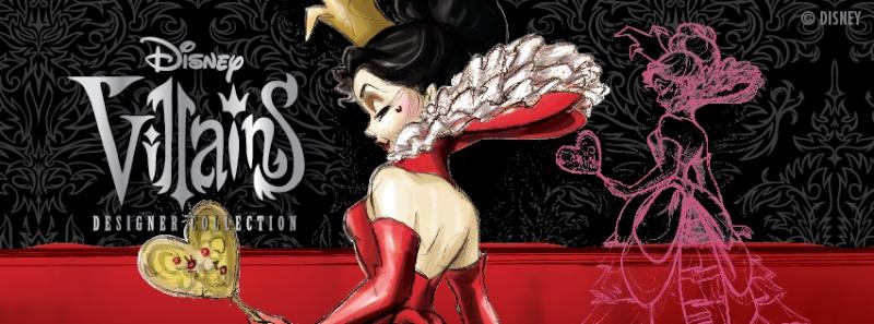 Disney Villains Designer Collection (depuis 2012) - Page 38 Queeno11