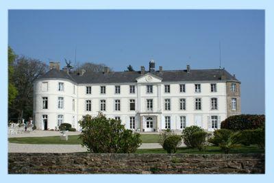 Château de Beauregard à Saint Avé Beaure10