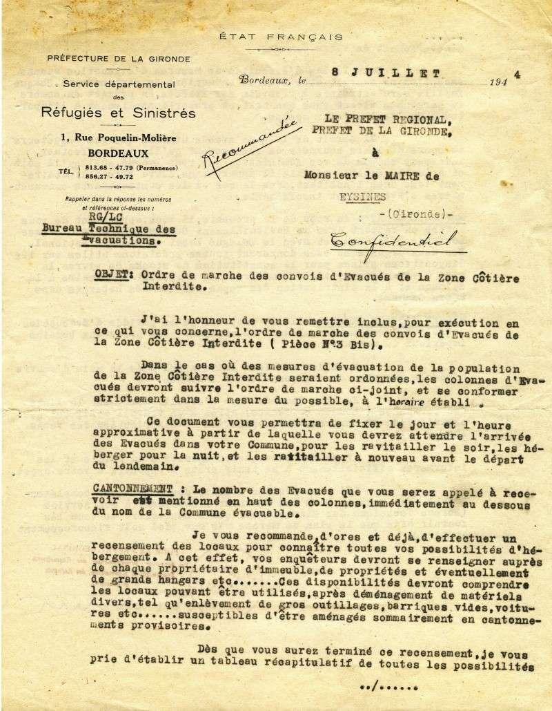 Le programme de fortification de Vichy à Bordeaux  Sans_t25