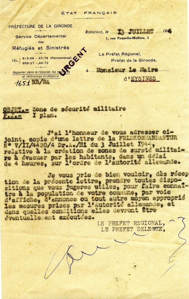 Le programme de fortification de Vichy à Bordeaux  Sans_t27