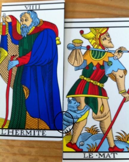 Le mystere du tarot de marseille Lhermi12