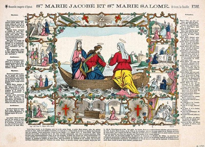 La mission divine de la France M0537010