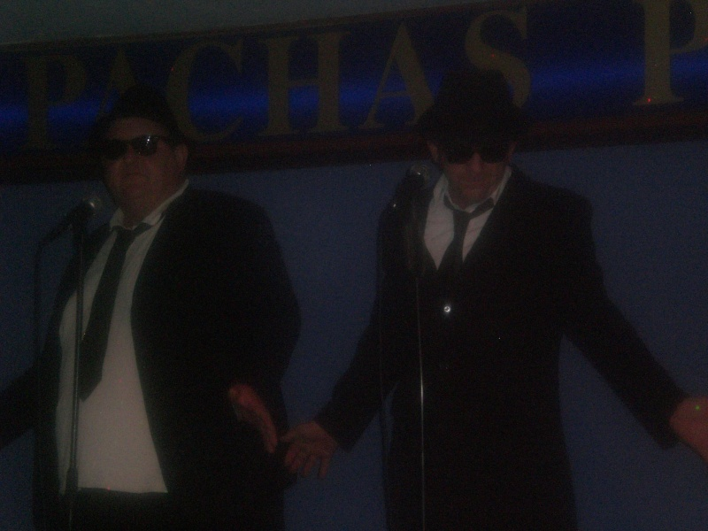Blues Brothers video. 19910