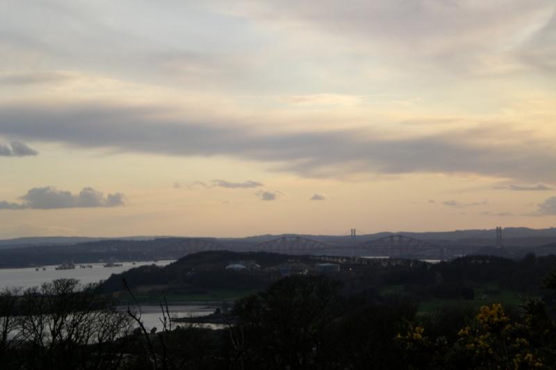 Burntisland & the Firth of Forth Cimg0012