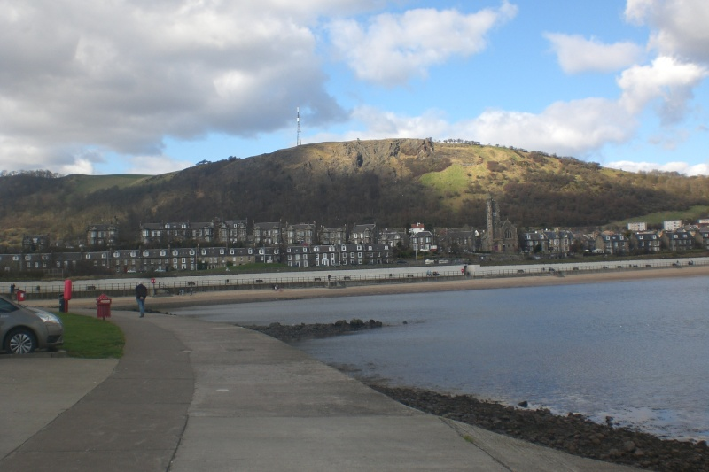 Burntisland & the Firth of Forth Cimg0212