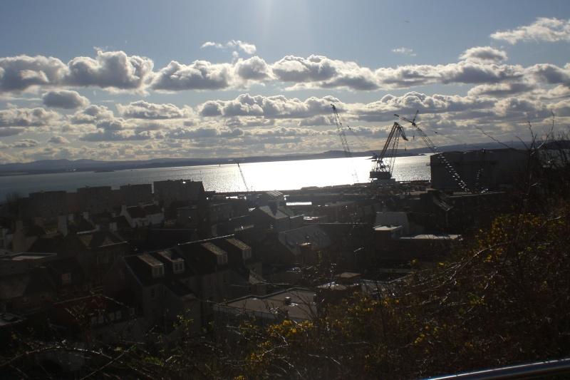 Burntisland & the Firth of Forth Cimg0218