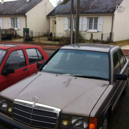 Mercedes 190 1.8 BVA, mon nouveau dailly Merco_10