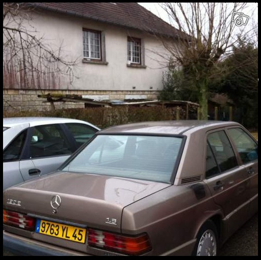 Mercedes 190 1.8 BVA, mon nouveau dailly Merco_11