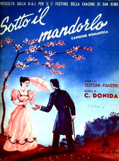 FESTIVAL DI SANREMO 1951: I CANTANTI - LE CANZONI - I TESTI Sotto_10