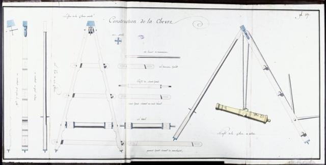 Chèvre d'artillerie 06-51710