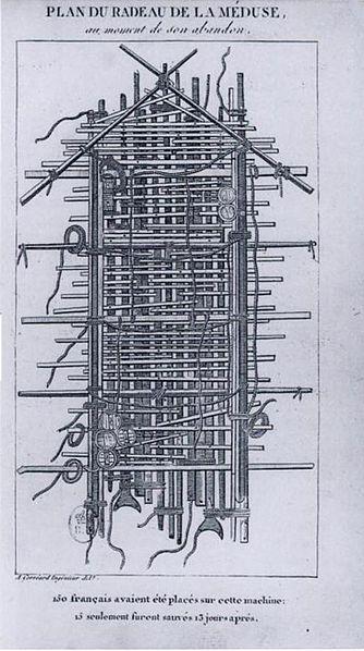 Le radeau de la méduse 1816me10