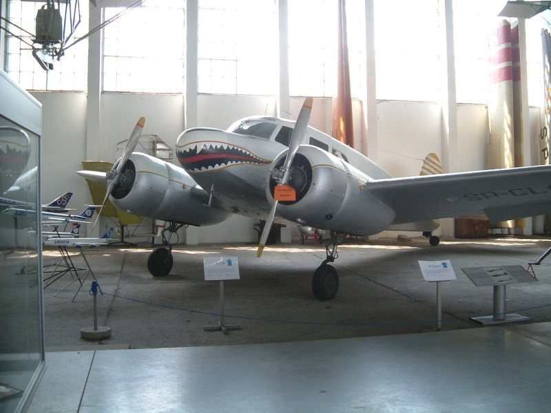 Krakow Aviation Museum - Poland Av_1210