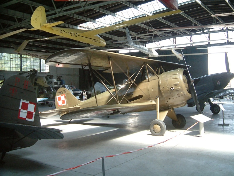 Krakow Aviation Museum - Poland Av_1610