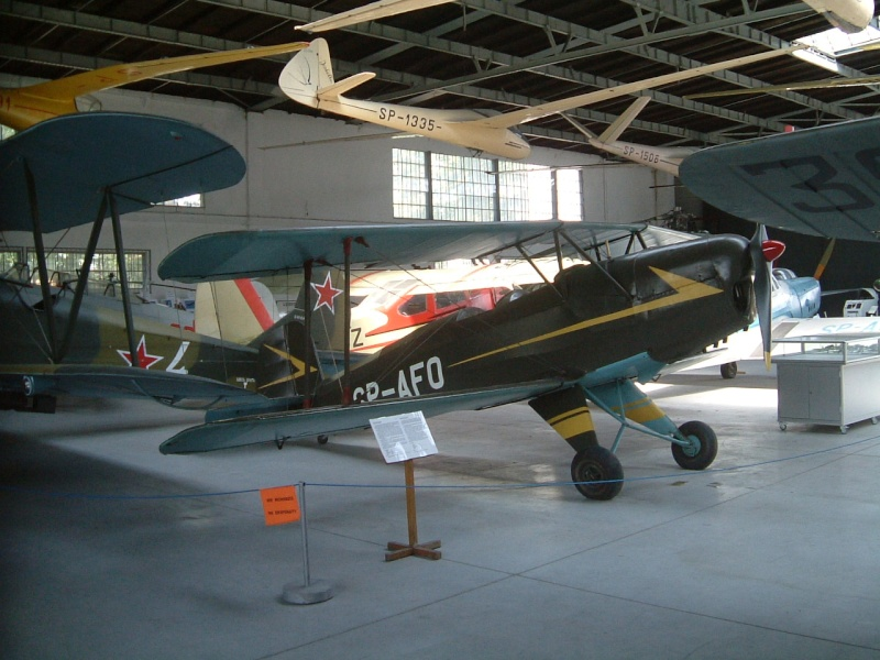 Krakow Aviation Museum - Poland Av_1910