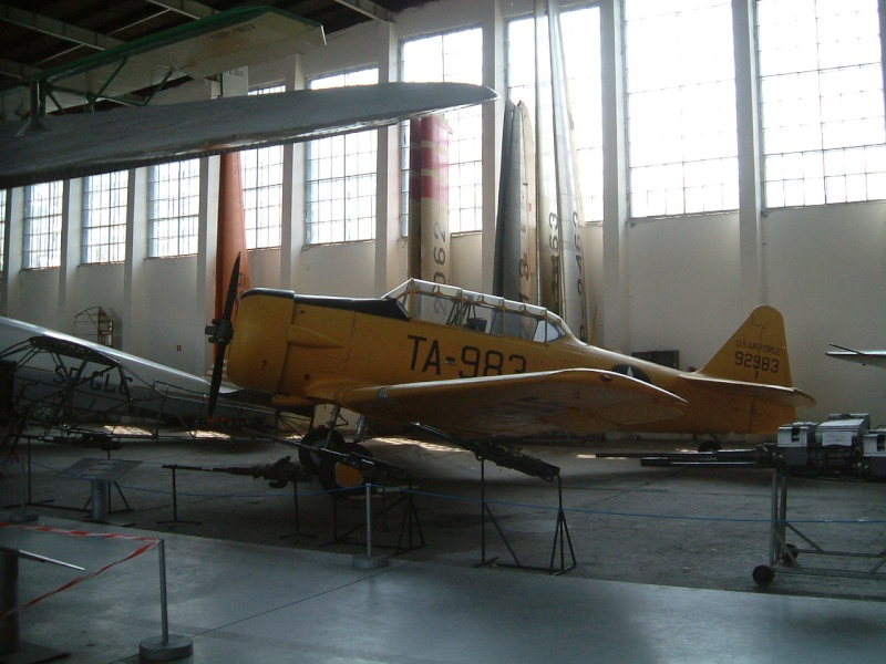 Krakow Aviation Museum - Poland Av_2110