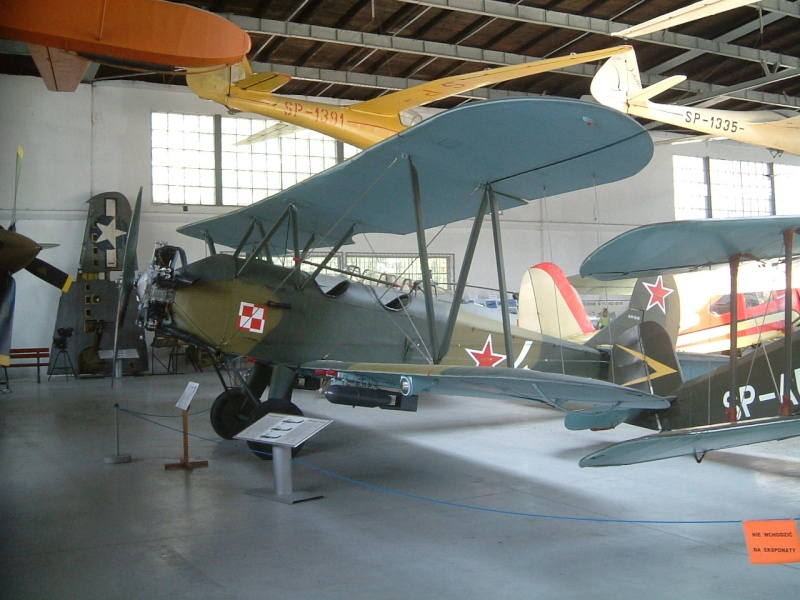 Krakow Aviation Museum - Poland Av_2310