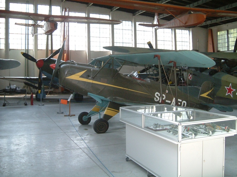 Krakow Aviation Museum - Poland Av_3210