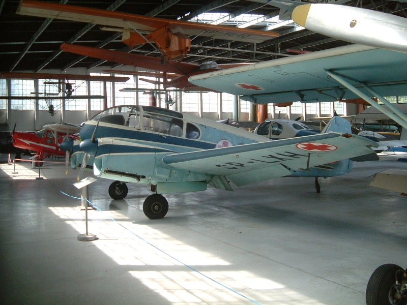 Krakow Aviation Museum - Poland Av_410