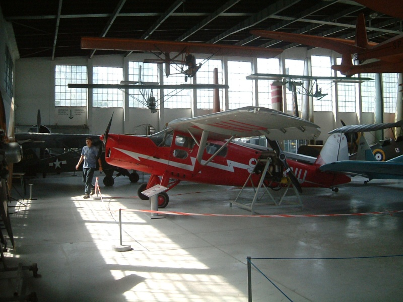 Krakow Aviation Museum - Poland Av_610