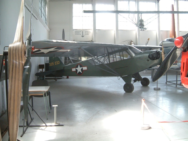 Krakow Aviation Museum - Poland Av_910