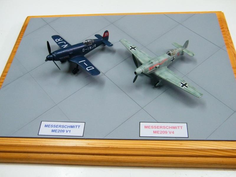 Messerschmitt Me209 V1/V4 Duo Dscf4410