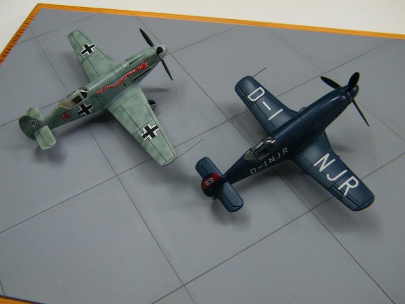 Messerschmitt Me209 V1/V4 Duo Dscf4411