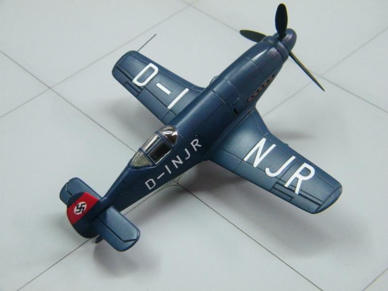 Messerschmitt Me209 V1/V4 Duo Dscf4412