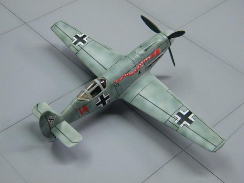 Messerschmitt Me209 V1/V4 Duo Dscf4413