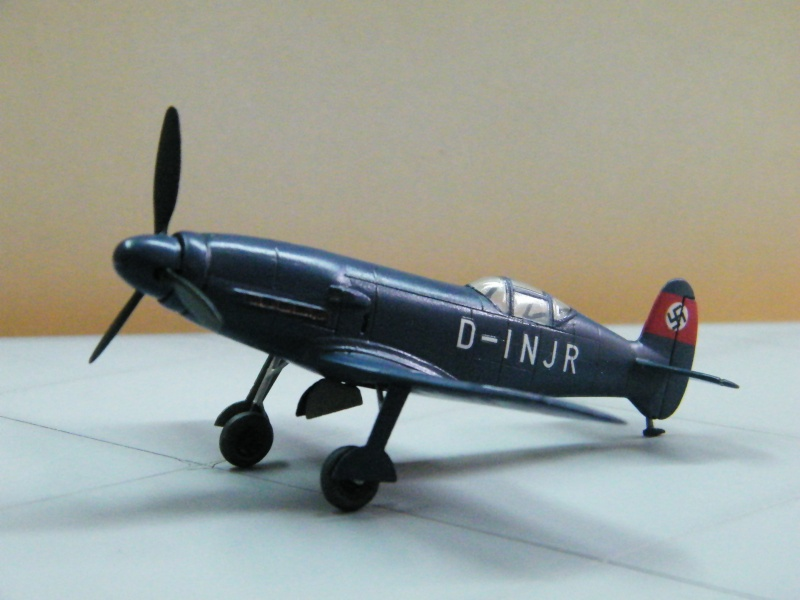 Messerschmitt Me209 V1/V4 Duo Dscf4415