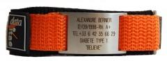 Bracelet de sécurité Bracel10