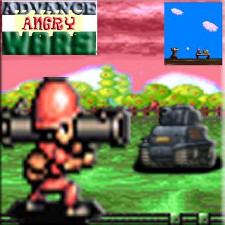 Advance Angry Wars (Mobile) Angry10