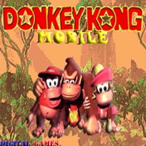 Donkey Kong (Mobile) Donkey10