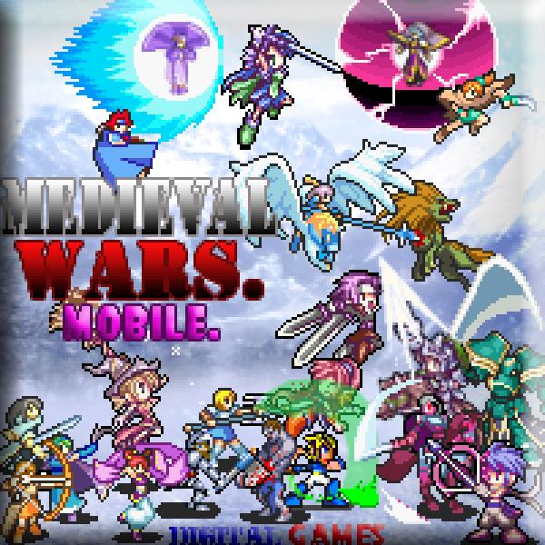 Ultimate Medieval Wars. (Mobile) Mediev10