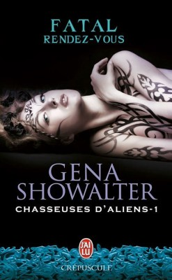 Chasseuse d'Alien (série) de Gena Showalter Chasse10