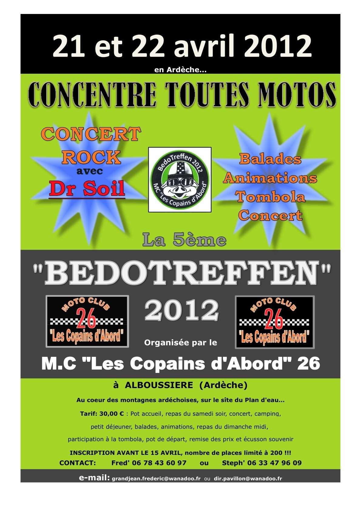 LA BEDOTREFFEN 2012 (Ardèche) Orig_110