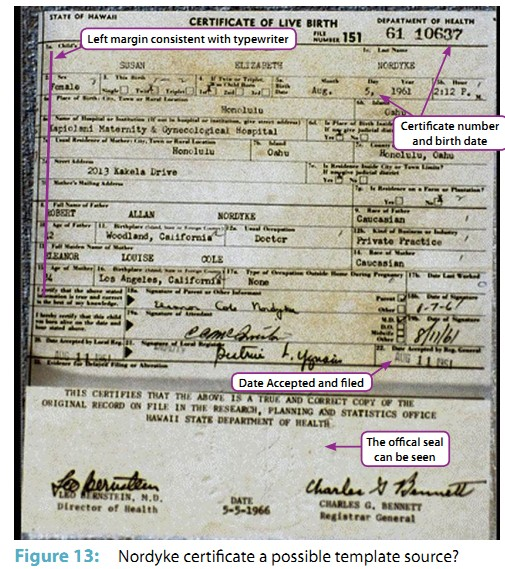 President Barack Obama's long form birth certificate...Fake???? 2011-029