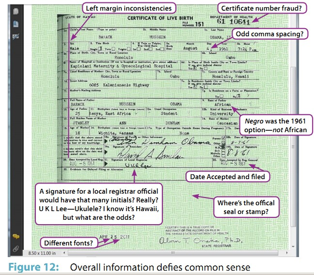 President Barack Obama's long form birth certificate...Fake???? 2011-032