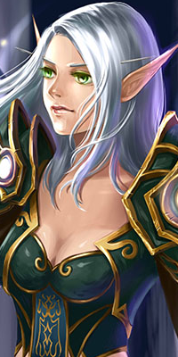 Galerie d'avatars : elfes Elfe_111