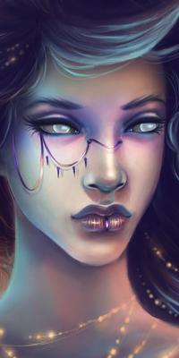 Galerie d'avatars : elfes Elfe_215