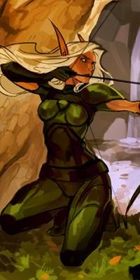 Galerie d'avatars : elfes Elfe_216