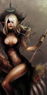 Galerie d'avatars : elfes Elfe_910
