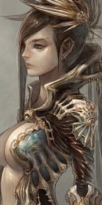 Galerie d'avatars : humains Humain38