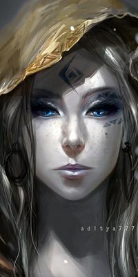 Galerie d'avatars : vampires Noc_310