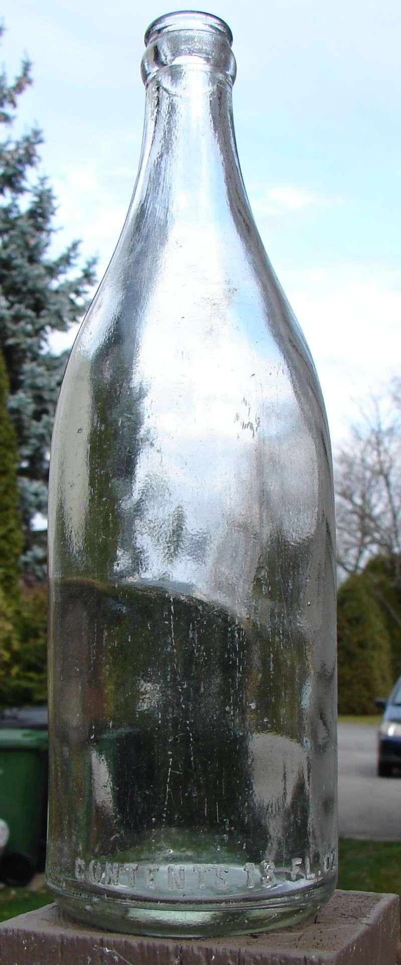 Bouteille de bière en verre clair Boutei10